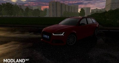 Audi RS6 C7 [1.5.9]